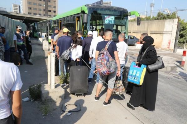 الامن العام: عودة 820 نازحا سوريا