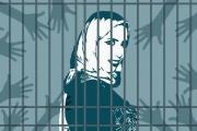بعد اعتقالها لرفضها المشاركة في الاستفتاء ... بلاغ بتعرّض ناشطة مصرية للتحرش في السجن