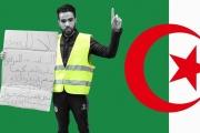 ناشط في الحراك الجزائري يشكو اعتداء الأمن عليه فيُحكم بالسجن 6 أشهر