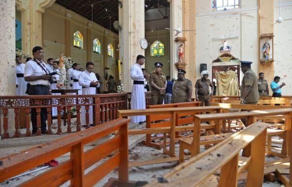 بعد أن اتهمت سريلانكا «متطرفين إسلاميين» بقتل 258 شخصاً.. رئيس البلاد يخرج بتصريحات مفاجئة
