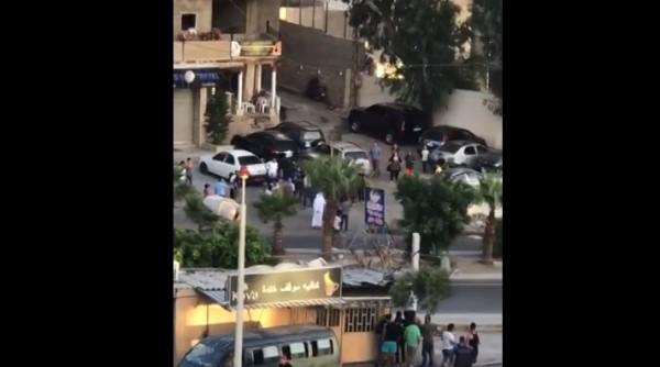 اصابة الشيخ عمر غصن في اشكال بين عناصر من 'الديمقراطي' وعرب خلدة