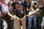 في ساحة الشهداء ... العسكريون المتقاعدون مستمرون في اعتصامهم و3 منهم ماضون في اضرابهم المفتوح عن الطعام
