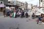 إغلاق طرق مخيم البداوي إحتجاجا على قرار وزير العمل