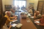 ندوة في المركز العربي للحوار والدراسات حول الواقع الاقليمي وانعكاسه على الوضع اللبناني