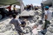 «المرصد»: اشتباكات ريفي إدلب وحماة أسفرت عن مقتل المئات منذ أبريل