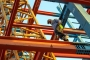 عمال إيران يهربون من العقوبات للعمل في العراق