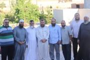زار مكتب بيروت في هيئة علماء المسلمين برئاسة الشيخ محمد طقوش، رئيس الهيئة الشيخ الدكتور عدنان أمامة