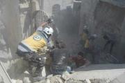 قنابل روسيا الدموية على إدلب: هندسة لخريطة نفوذ جديدة يُعمل على تثبيتها في أستانة