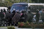مجزرة في سجن برازيلي.. حرب عصابات تودي بحياة العشرات