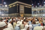 السعودية تعلن وصول أكثر من مليون حاج من الخارج