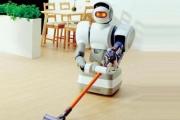 «تويوتا» تطوّر إنساناً آلياً للأعمال المنزلية