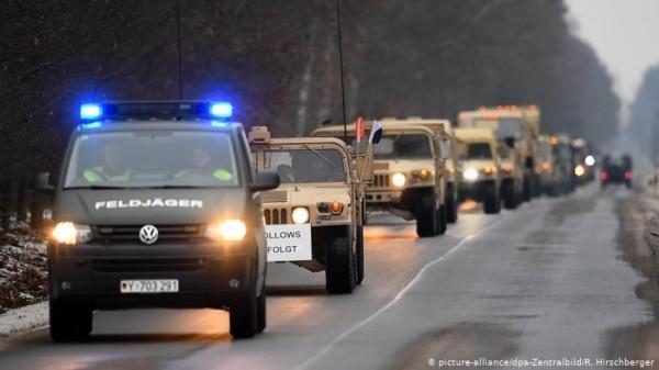 ألمانيا ... أحزاب تتفهم تهديد واشنطن بسحب قواتها من البلاد وأخرى تنتقده بشدة