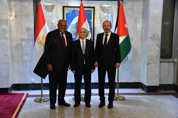 اجتماعات بين العراق ومصر والأردن تثير تساؤلات... 'محور جديد' لفك ارتباط بغداد بطهران؟