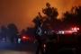 حريق كبير في جزيرة إيفيا اليونانية