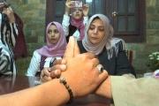 مأذونة شرعية تنافس الرجال في مصر