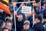 ألمانيا تغيرت .. غابت الرصانة وحل العنف واللهجة العدائية