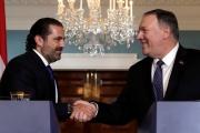 زيارة واشنطن تفاقم قلق الحريري بشأن مصير حكومته