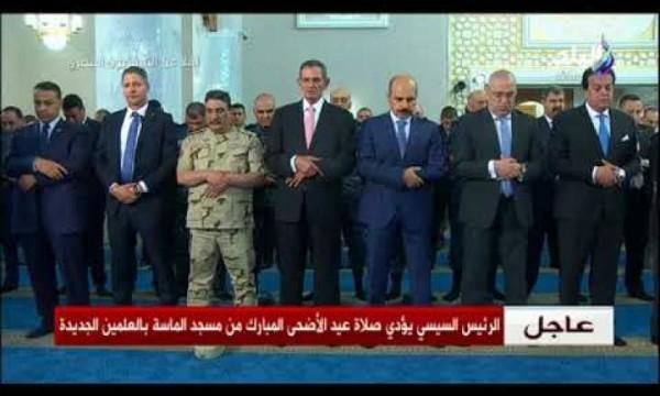 لماذا لم ينقل التلفزيون المصري صلاة العيد؟!