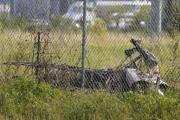 'قصة عن طيار ناجح' تنتهي بموت الصحفية والطيار في حادث