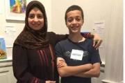 طفل مصري يناشد ترامب الافراج عن والدته المعتقلة