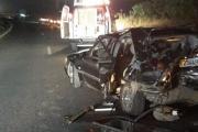 جرحى في حادث سير مروّع في المنصف... والدفاع المدني يستعمل معدات الانقاذ الهيدروليكية