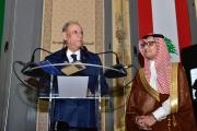 الجراح من معرض الذاكرة الديبلوماسية السعودية اللبنانية: المملكة حريصة على إستقرار لبنان