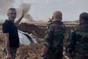 مقتل 4 مدنيين بإدلب.. وقوات النظام تصل لطريق دمشق-حلب