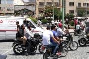 المشاهير في طهران يستخدمون سيارات الإسعاف لتجنب زحمة المرور