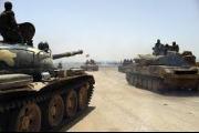 إدلب: قوات النظام تطلق النار على نقطة مراقبة تركية ولا خسائر بشرية