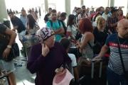 لبنانيّون عالقون في مطار تركي يناشدون السلطات اعادتهم