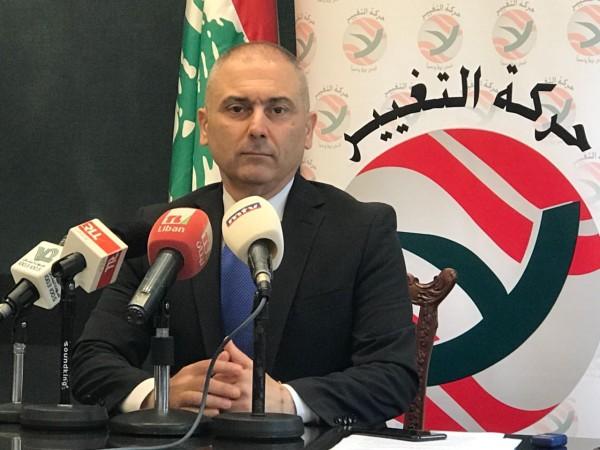 محفوض: الخوف والخشية ليس من التصنيفات العالمية بل ممن أوصل لبنان الى هذا الدرك في ظل سلاح غير شرعي
