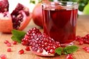 دراسة: عصير الرمان يحافظ على صحة دماغ الجنين