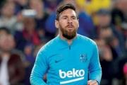 برشلونة يأمل عودة ميسي وانتفاضة غريزمان في مواجهة بيتيس
