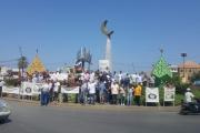 موظفو سعودي اوجيه طالبوا الحريري بالتدخل للحصول على مستحقاتهم