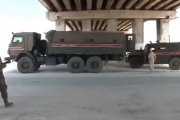 بالفيديو ... الشرطة الروسية تنتشر بمحيط نقطة المراقبة التركية في مورك - شمال حماة