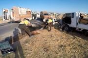 خلال أيام.. ضحايا بحادثي سير لنازحين هاربين من القصف في إدلب