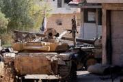 معارك عنيفة بين قوات النظام وفصائل معارضة جنوب إدلب