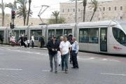 مشروع «ترام القدس» يزعج الفلسطينيين!