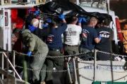 25 جثة على متن سفينة غوص في كاليفورنيا بسبب حريق