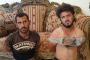 بالصور ... لحظة القبض على منفذي تفجير مدينة إعزاز شمال حلب
