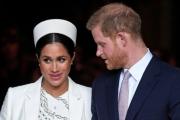 مطالبة رسمية بتجريد الأمير هاري وميغان ماركل من لقبيهما!