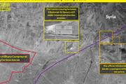 بالصور.. إيران تبني قاعدة عسكرية سرية باسم 'مجمع الإمام علي' في سوريا