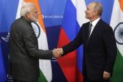 بوتين ومودي يعطيان دفعاً جديداً للعلاقات الاقتصادية بين روسيا والهند