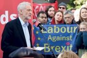 كوربين يتعهد بدفع عقارب ساعة اقتصاد بريطانيا إلى الوراء