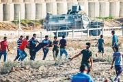استشهاد مراهقين واصابة العشرات في الجمعة 73 لمسيرات العودة على حدود غزة