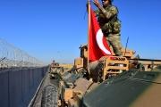 تركيا تسير أول دورياتها في 'المنطقة الآمنة' شمال شرقي سوريا