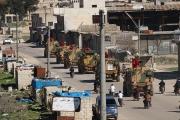 4 مناطق تحكمها الدوريات في سوريا