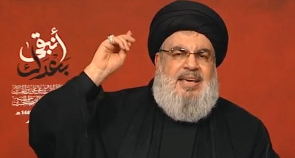نصرالله يدفع عن لبنان المواجهة و'يسهّل' مهمة شنكر: نحترم القرار 1701 و'نحن جزء من الحكومة'