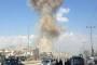 سقوط صاروخ في كابول