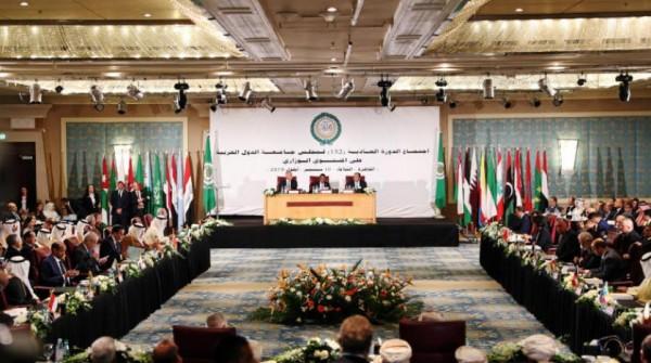 وزراء الخارجية العرب: إعلان نتنياهو «عدوان ينتهك القانون الدولي»